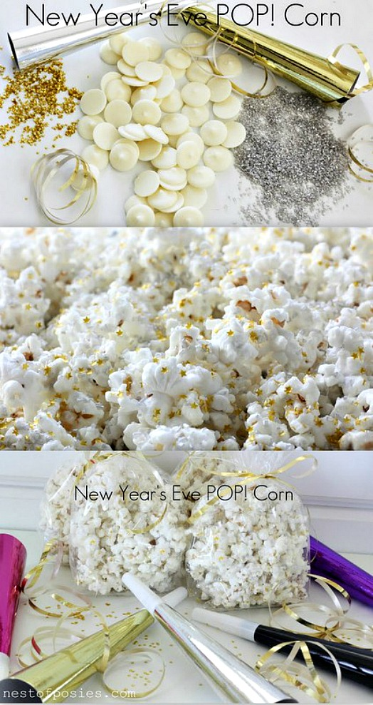 New Year's POP! corn