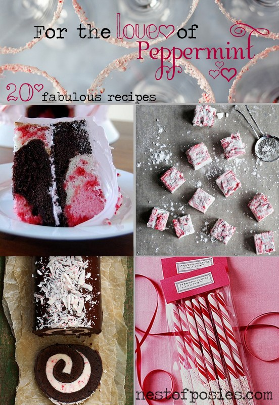 For the love of peppermint. 27 Fabulous Peppermint Recipes