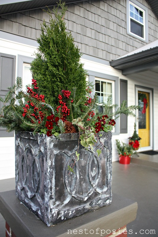 Planter Garden Ideas For Front Of House Photograph Flower