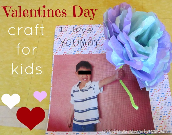 Valentine Card Project for the Classrom