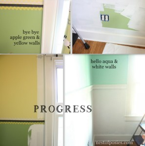 Making Progress - Boys' room redo