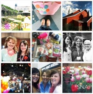 It's a GIVEAWAY!  Enter to win a Conference ticket to SNAP!