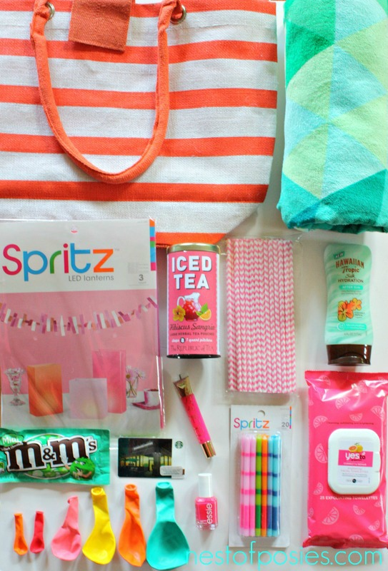 summer in a bag - favorite things giveaway