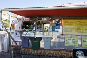 The amazing food of Seaside, FL