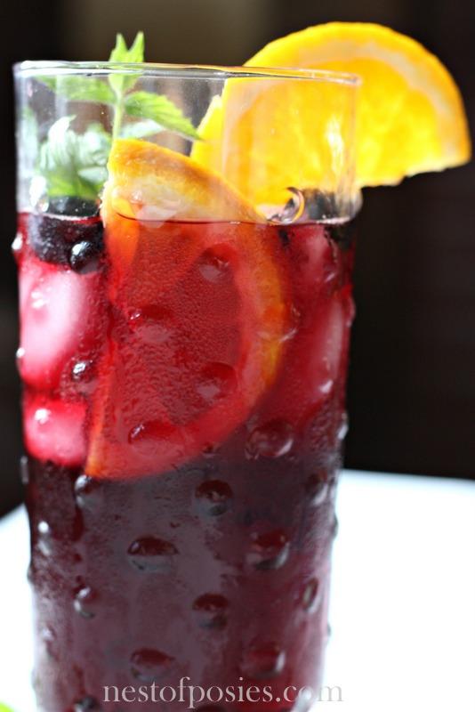 energy boost drink
