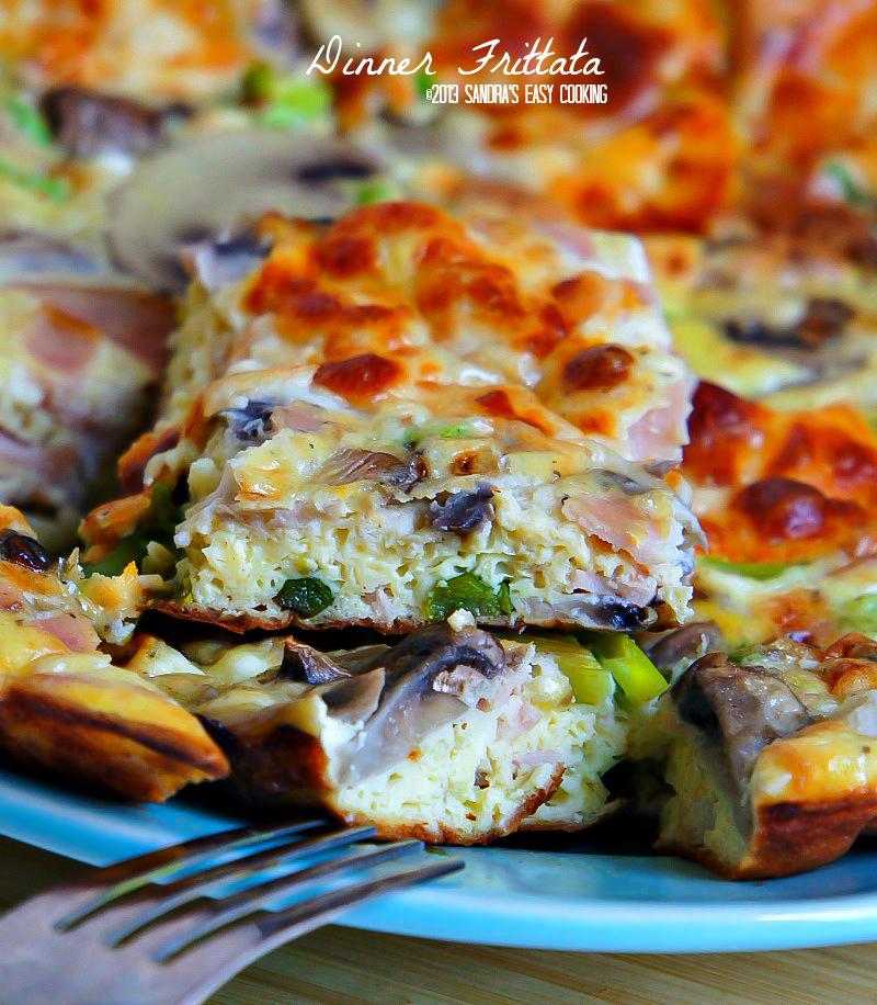 Dinner Frittata recipe