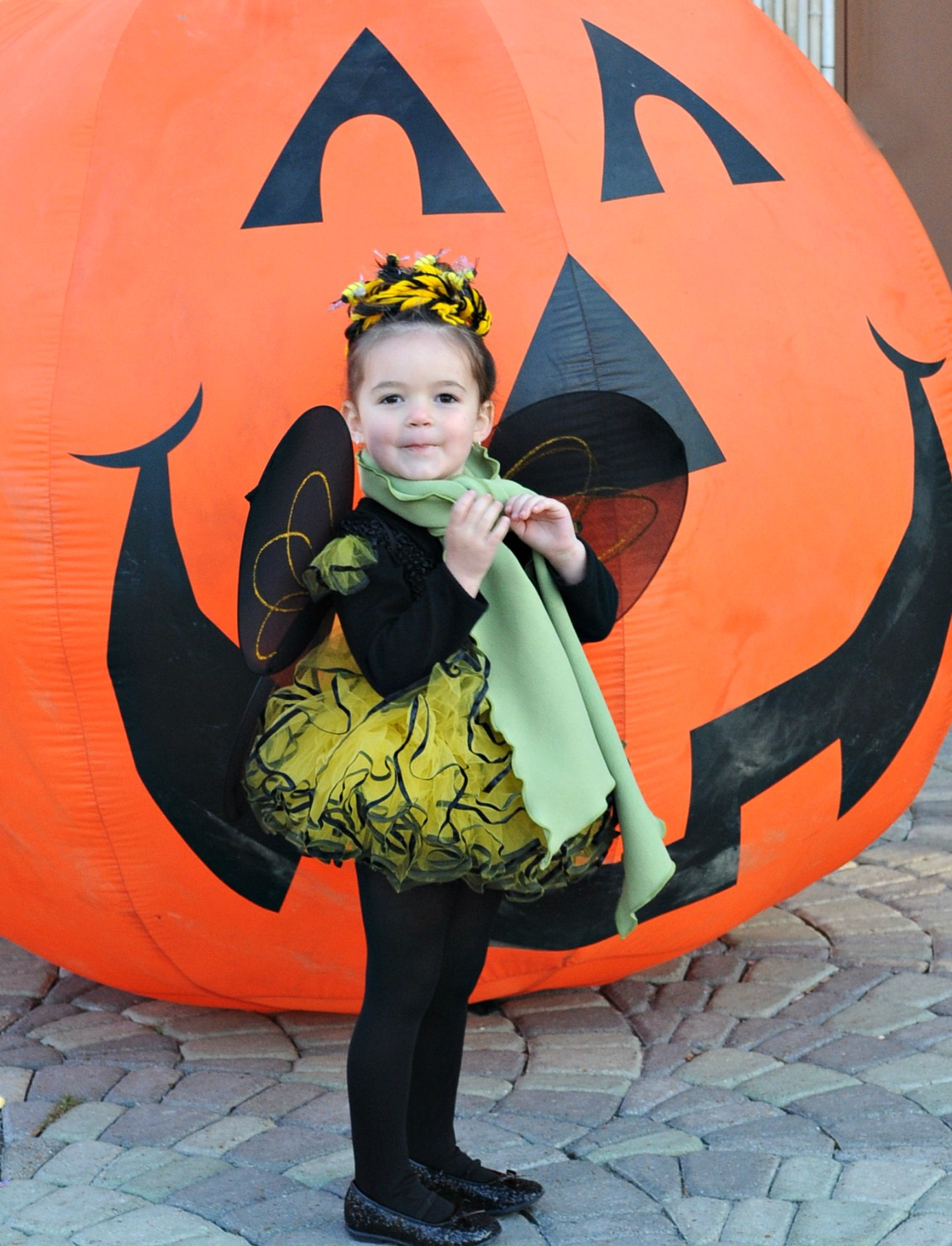 The Beehive and the Bee Kids Halloween Costume Ideas