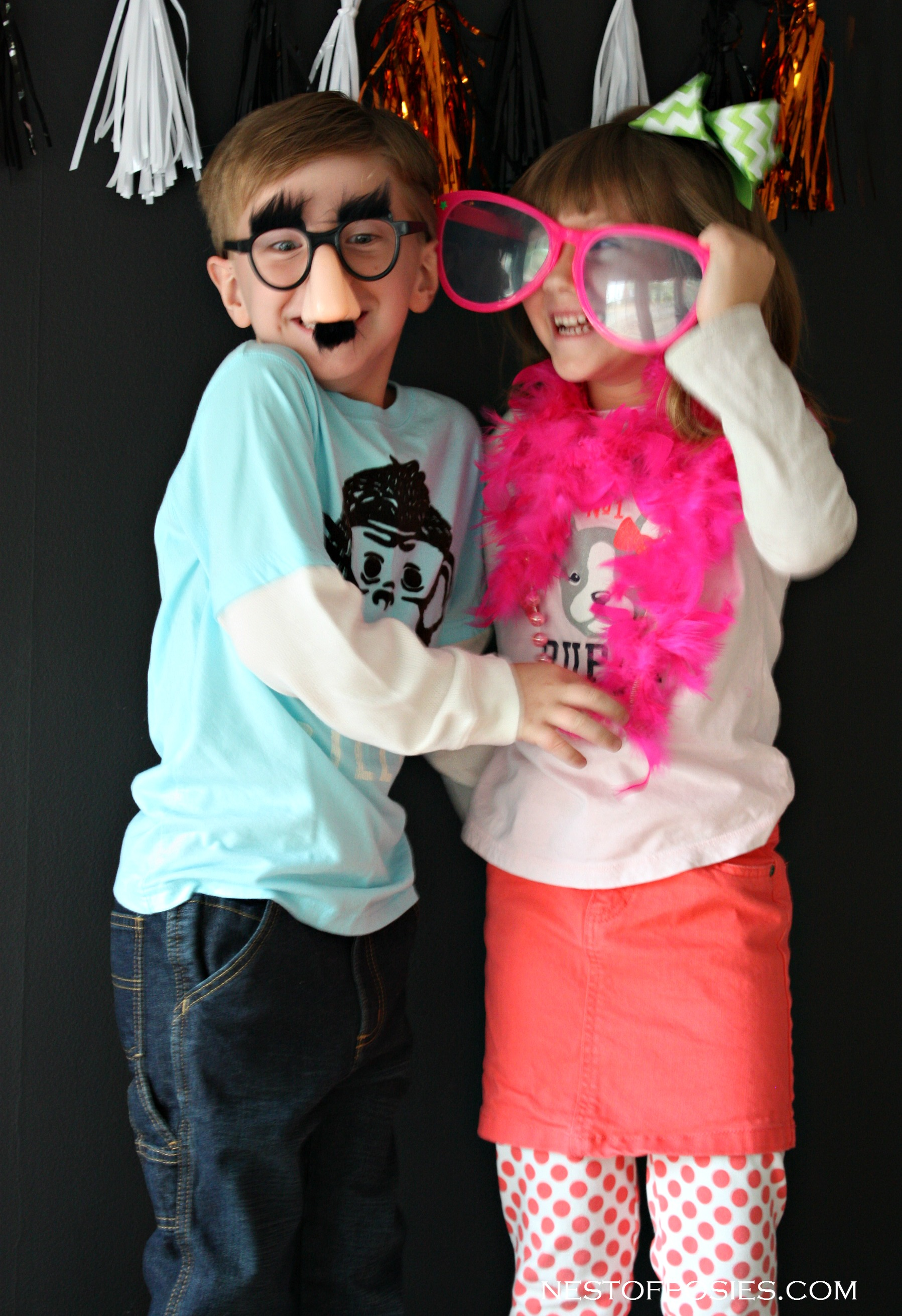 Fun Photo Booth Ideas with kids in mind
