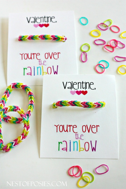 You're over the rainbow LOOM bracelet