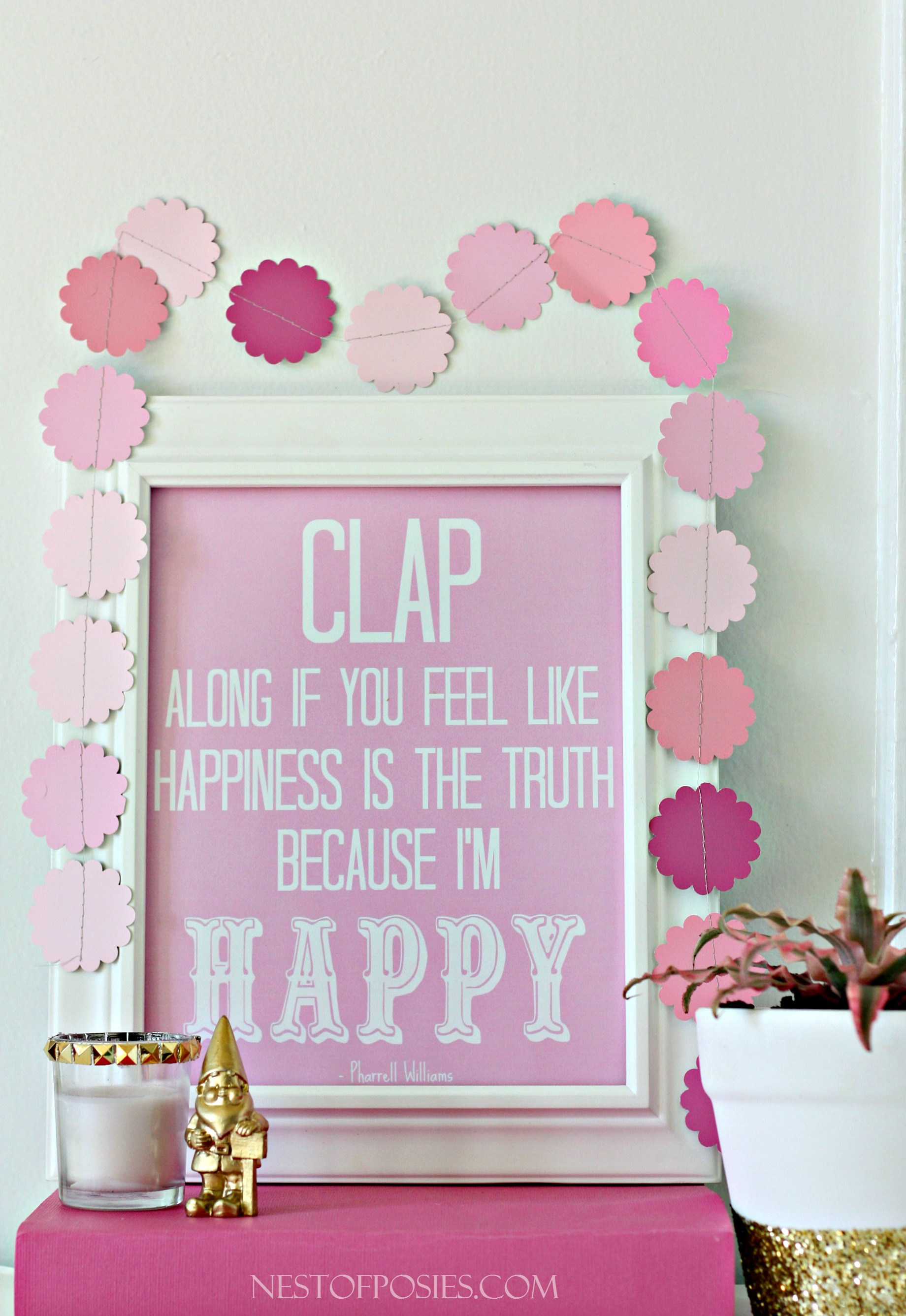 Because I'm Happy Printable