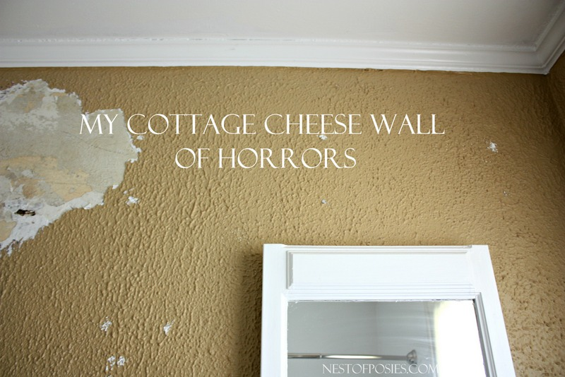 My Cottage Cheese Wall of Horrors