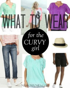 What to Wear with a Curvy Figure