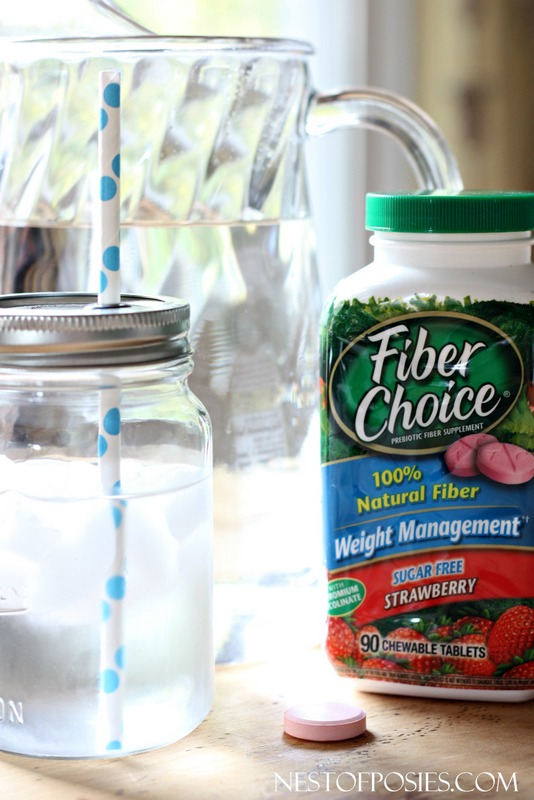 Get Picky Challenge with Fiber Choice