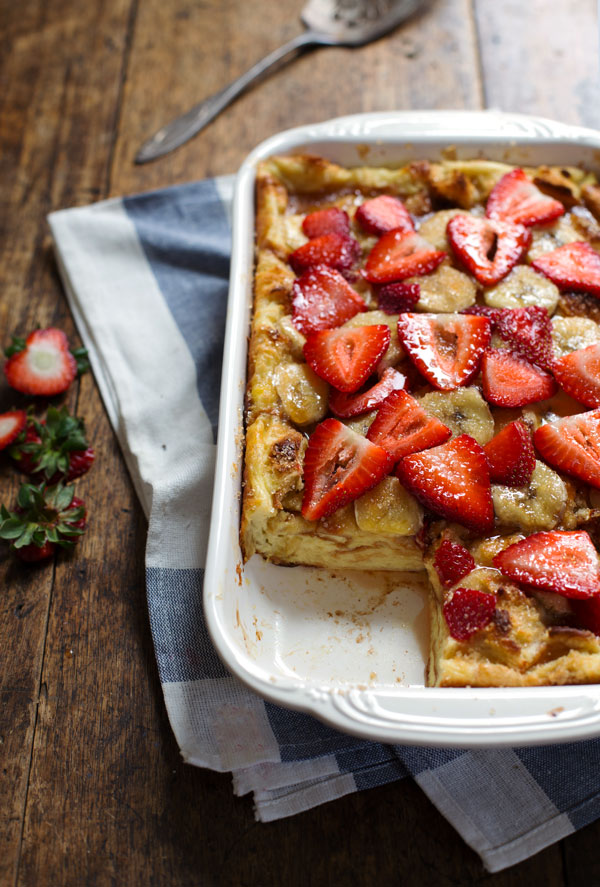 Coconut French Toast Bake using KING Hawaiian Bread!  holy yum!