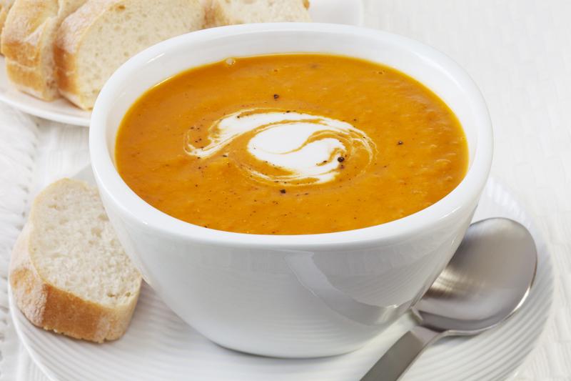 Crock Pot Pumpkin Soup