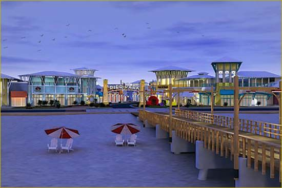 Panama City Pier Restaurants