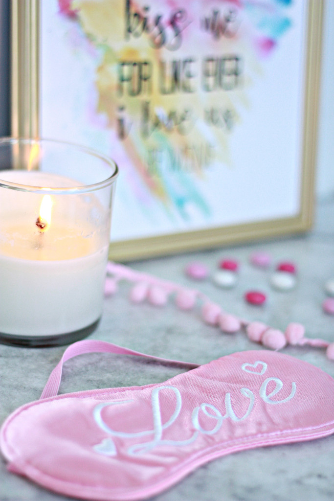 Valentine Watercolor Printable Decor