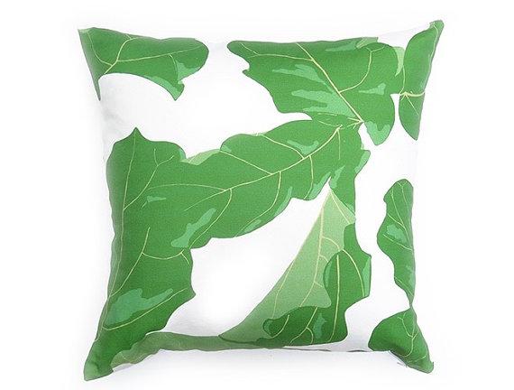 Fiddle Leaf FIg Palm Decor Pillow Cover