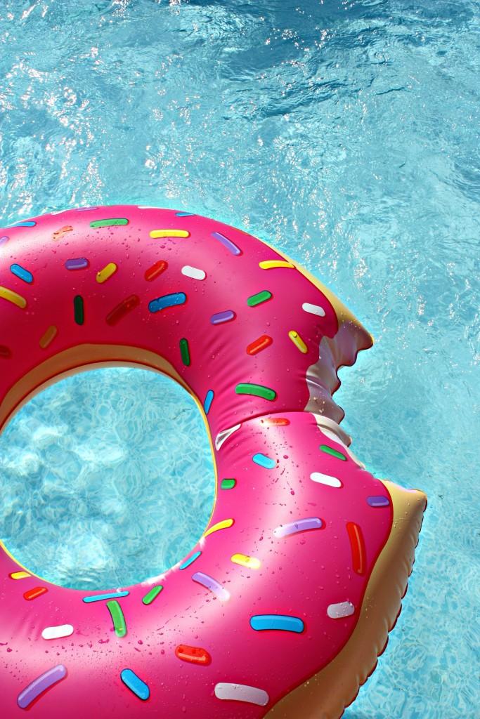 Donut Pool Float-2