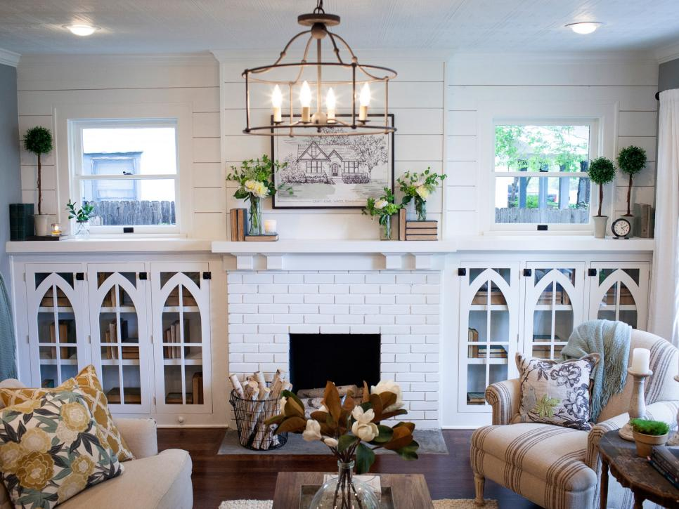 How to Decorate a Mantel Fixer Upper Style. to Decorate a Mantel Fixer Upper Style