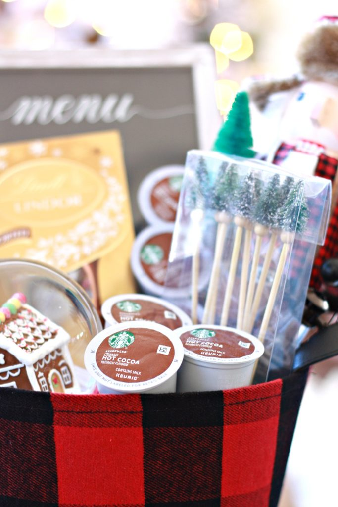 Awesome Christmas Gift Basket Ideas