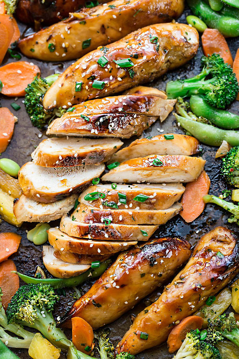Sheet Pan Dinner Recipes